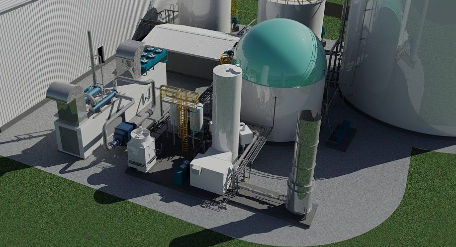 biogas customized engineering services